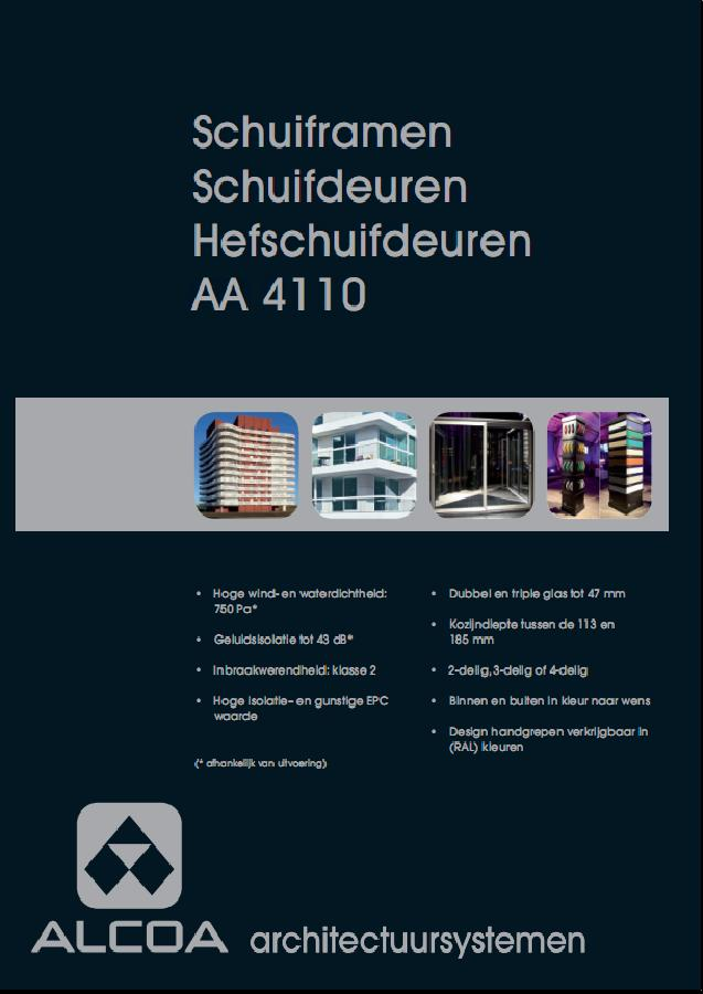Brochure Alcoa AA 4110